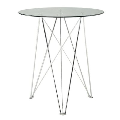 Sunpan Modern Silvio Bar Table