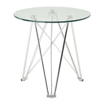 Sunpan Modern Silvio End Table