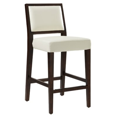 "Sunpan Modern Citizen 30"" Bar Stool with Cushion"