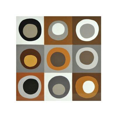 Sunpan Modern Seeing Spots Painting Print