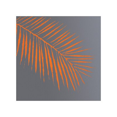 Sunpan Modern Palm Leaf Wall Art