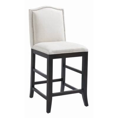 "Sunpan Modern Maison 26"" Bar Stool with Cushion"