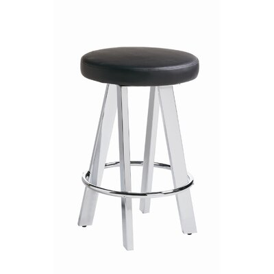 Sunpan Modern Manhattan Faux Leather Stool