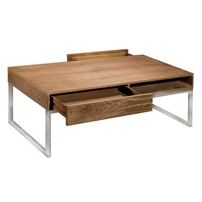 Sunpan Modern Frameo Coffee Table with Lift-Top