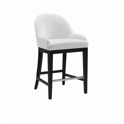 Sunpan Modern Haven Bonded Leather Stool