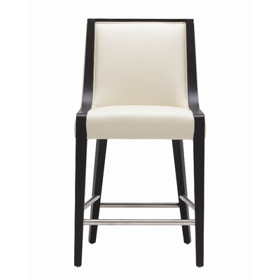 Sunpan Modern Newport Bonded Leather Stool