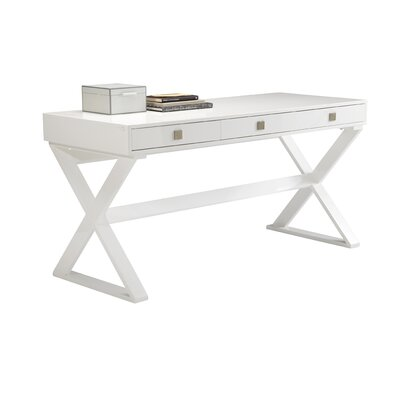 Sunpan Modern Emilio High Gloss Desk
