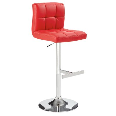 "Sunpan Modern Rockwell 24.5"" Adjustable Bar Stool"