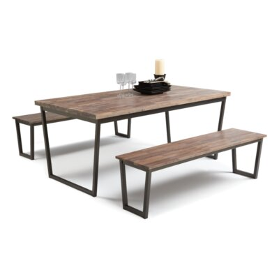 Sunpan Modern Porto Dining Table