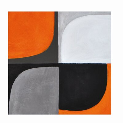 Sunpan Modern Blocks Wall Art