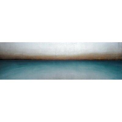 Sunpan Modern Haze Wall Art