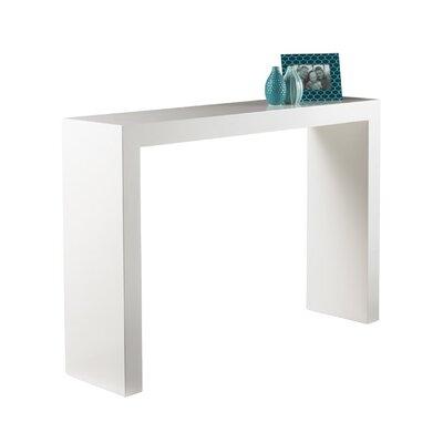 Sunpan Modern Arch Console Table