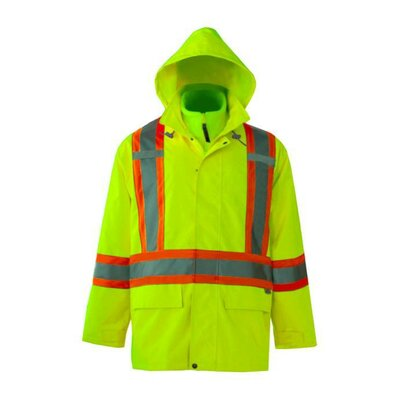 Viking Wear Journeyman 300D 3 in 1 Safety Jacket