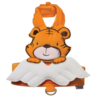 Adorable Tiger Angel Dog Harness