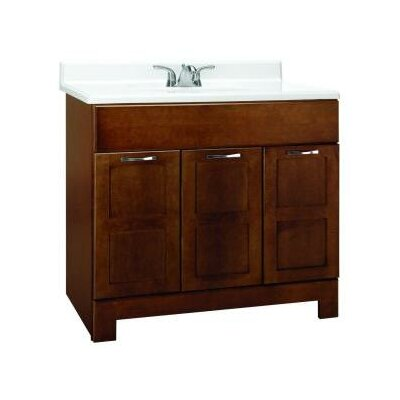 "RSI Home Products Casual 36"" Bathroom Vanity Base"