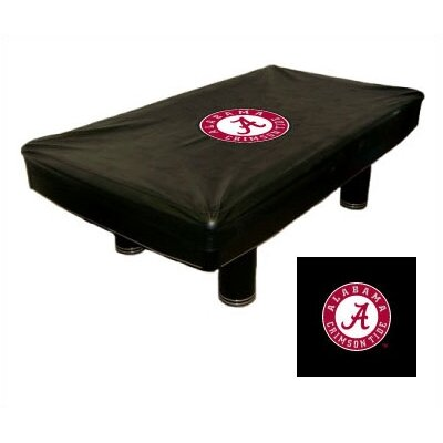Wave 7 NCAA Licensed Pool Table Cover