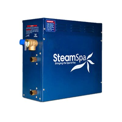 Steam Spa 4.5 KW Steam Bath Generator
