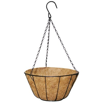 Chateau Round Wire Hanging Basket