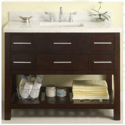 empire industries priva 42 open bathroom vanity set vanity set top
