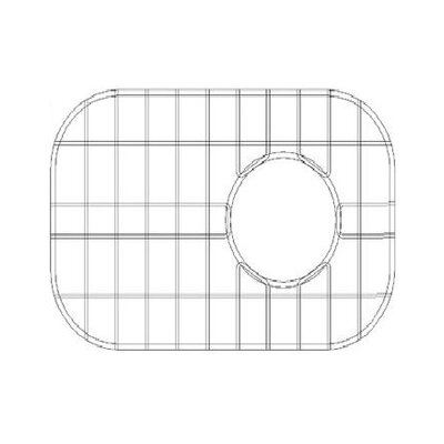 "Empire Industries 15"" x 11"" Sink Grid for 18 Gauge Undermount Large Right Bowl Kitchen Sink"
