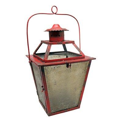 Vita V Home Coach Metal Lantern