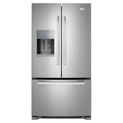 Whirlpool Gold Series 26 cu. ft. Energy Star Qualified French Door Bottom Mount Refrigerator