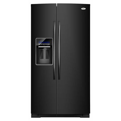 25 cu. ft. Counter Depth Side-By-Side Refrigerator