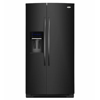 30 cu. ft. Tap Touch Controls Side-By-Side Refrigerator