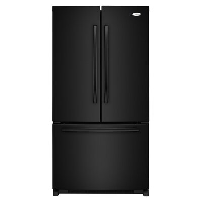 Whirlpool 25 cu. ft. French Door with Can Caddy Refrigerator