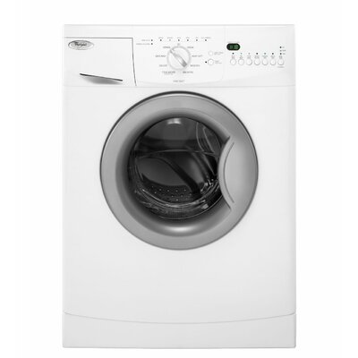 Whirlpool 2.0 cu. ft. Time Remaining Display Compact Front Load Washer
