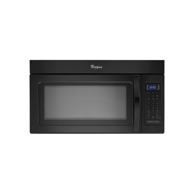 Whirlpool 1.7 cu. ft. 2-Speed Fan Microwave Hood Combination