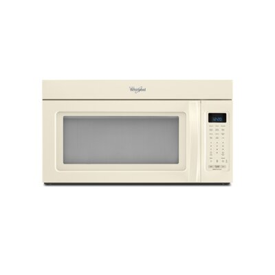 Whirlpool 1.7 cu. ft. 1,000-Watts Cooking Power Microwave Hood Combination