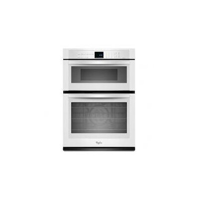 Whirlpool 5.0 cu. ft. Convection Cooking Combination Microwave Wall Oven