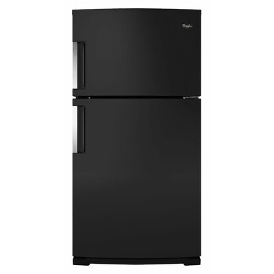 Whirlpool 21 cu. ft. Interior Water Dispenser Top-Freezer Refrigerator