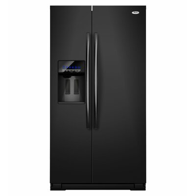Whirlpool 26 cu. ft. In-Door-Ice Plus System Side-By-Side Refrigerator