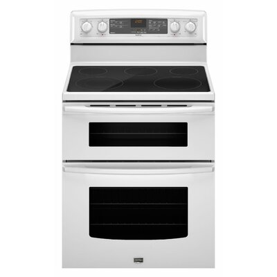 Maytag Gemini Speed Heat Element Electric Double Oven Range