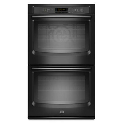 "Maytag 30"" 8 Minute Power Preheat Electric Double Wall Oven"