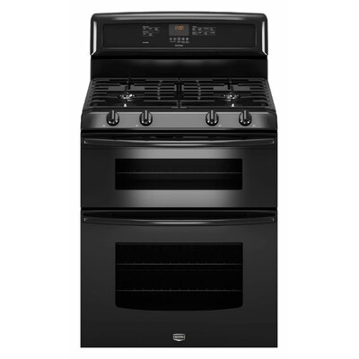 Gemini Power Preheat Gas Double Oven Range