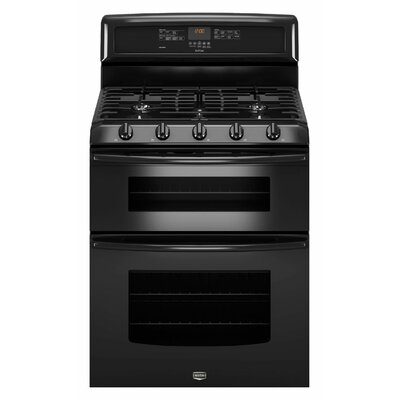 Gemini EvenAir Convection Gas Double Oven Range
