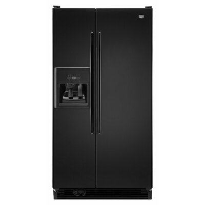 Store-N-Door Ice System Side-By-Side Refrigerator