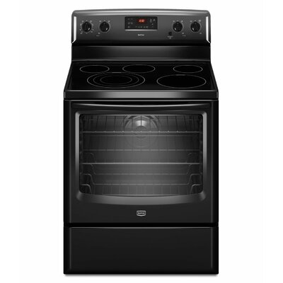 Maytag Triple-Choice and Speed Heat Elements Electric Range