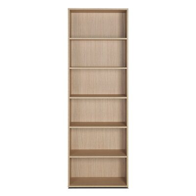 didit Click Furniture 6 Shelf Bookcase