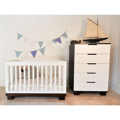 babyletto Modo 3-in-1 Convertible Nursery Set