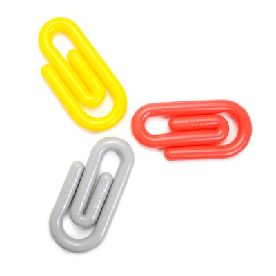 Waggo Back to Cool Paperclip Dog Toy