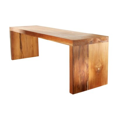 Foreign Affairs Home Decor Bangku Wood Entryway Bench