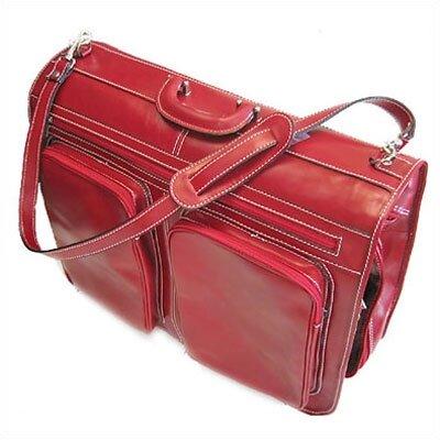 Venezia Leather Garment Bag