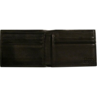 Floto Imports Firenze Leather Passcase ID Wallet