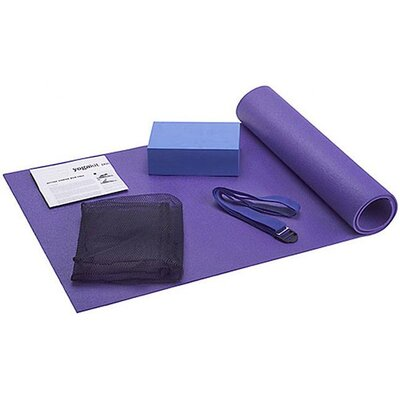 Sivan Health and Fitness Essentials Yoga Kit