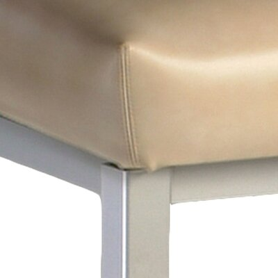 "Createch Baroni 30"" Bar Stool with Cushion"
