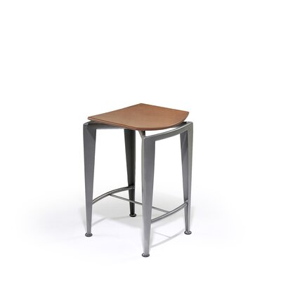 "Createch ST-120 30"" Backless Barstool"